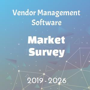 Global Vendor Management Software Market