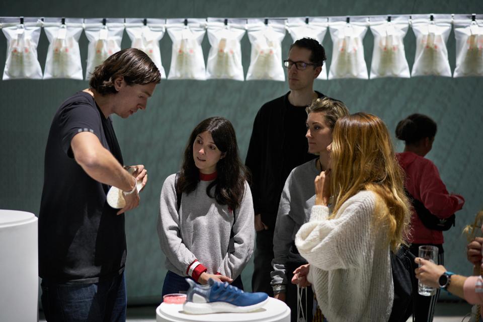 Paul Smith, senior director, Footwear Innovation, at Adidas Future