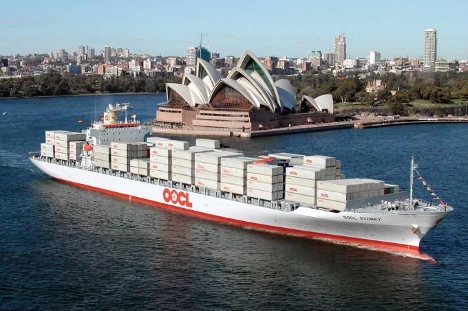 OOCL Sydney