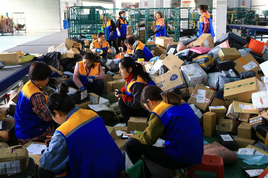 Logistics firms brace for massive jump in workload