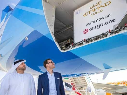 Etihad Cargo joins cargo.one; to gain access to European markets