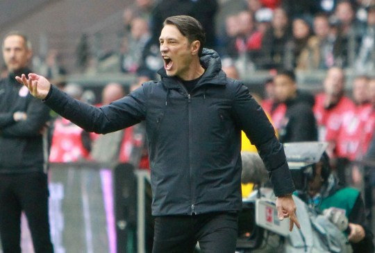 Kovac is expected to watch Arsenal's match with West Ham