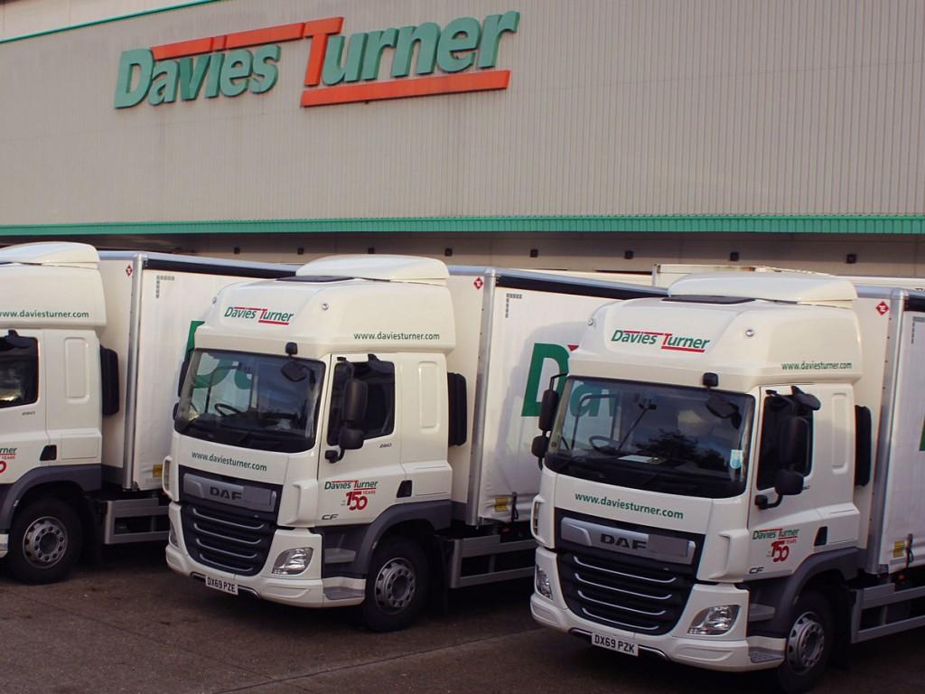 Davies Turner renewed fleet