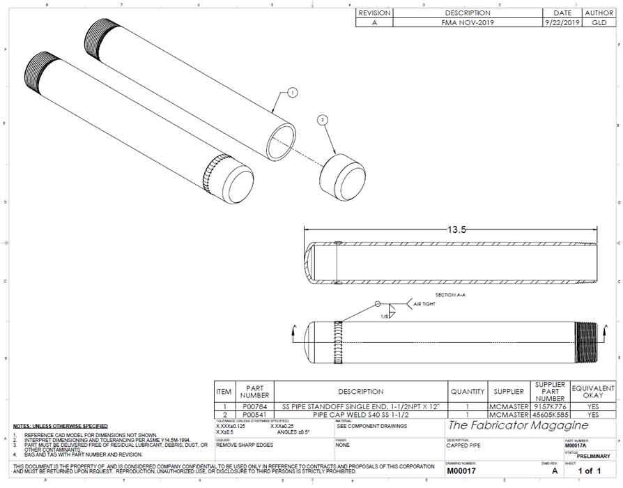 Design for manufacturing instead of modeling for procurement