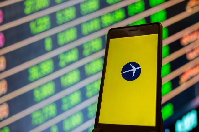 Expedia Group's CEO and CFO have resigned following disagreement with the board on the travel booking company's strategy.
