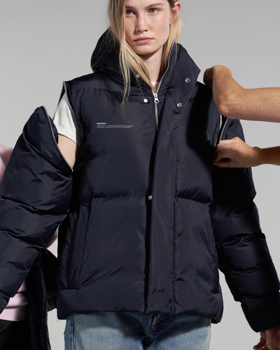 Transformer Puffer jacket