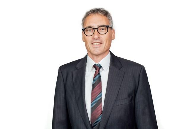 Lothar Thoma, Managing Director Air & Sea at Gebruder Weiss.