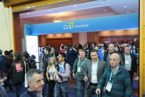 CES 2020, supply chain