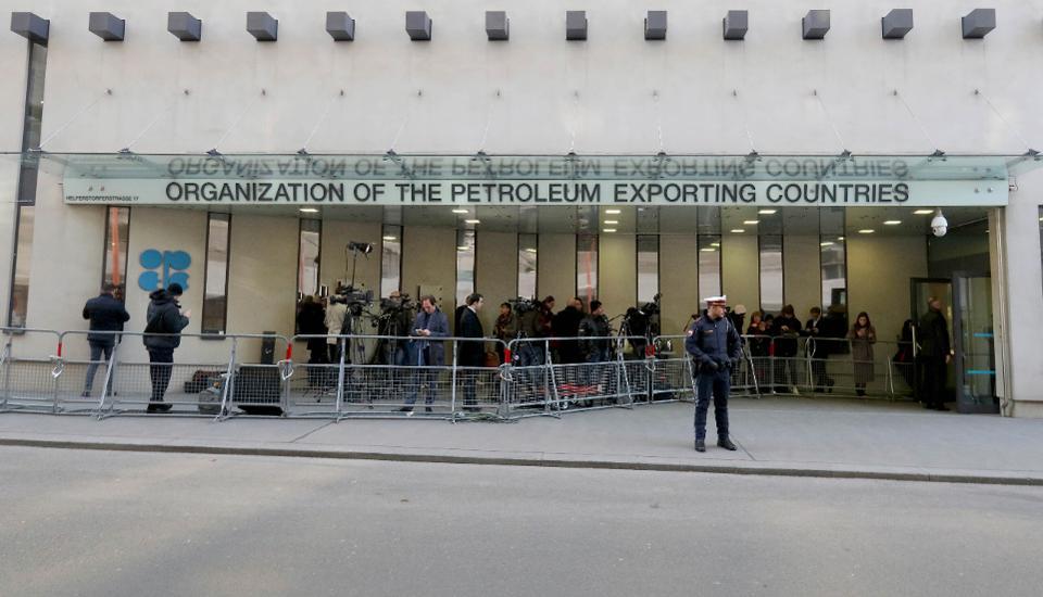 Austria OPEC Meeting